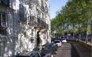 Immeuble AIC-Giovannetti-Quai d'Anjou - Paris
